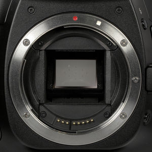Canon EF-S camera mount