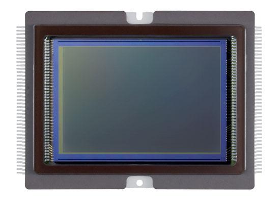Canon EOS 5D Mark III Sensor