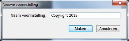 Adobe Lightroom Watermark Editor - Watermerk maken