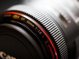 Canon EF 50mm f1.0 USM