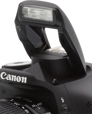 Canon EOS Flash Up