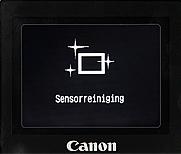 Canon Sensorreiniging