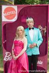 Castlefest 2013 - Barbie en Ken