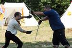 Castlefest 2013 - Cursus Zwaardvechten