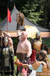 Castlefest 2013 - Beul met andermans hoofd