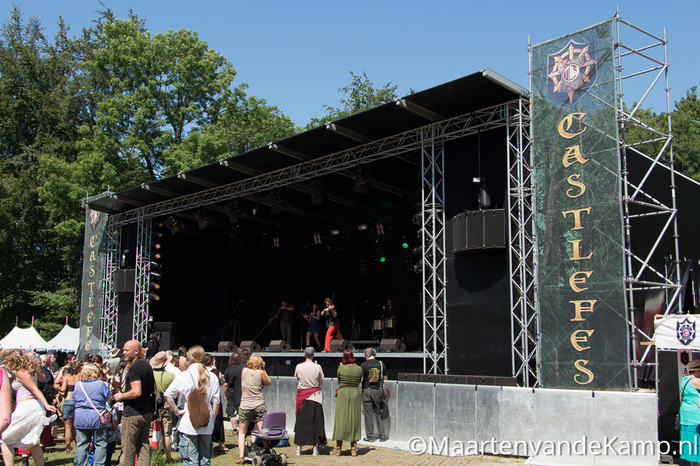 Main Stage Castlefest