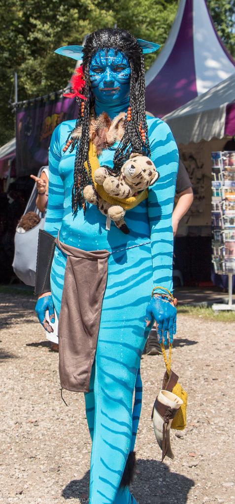 Castlefest 2013 - Marcel - Avatar