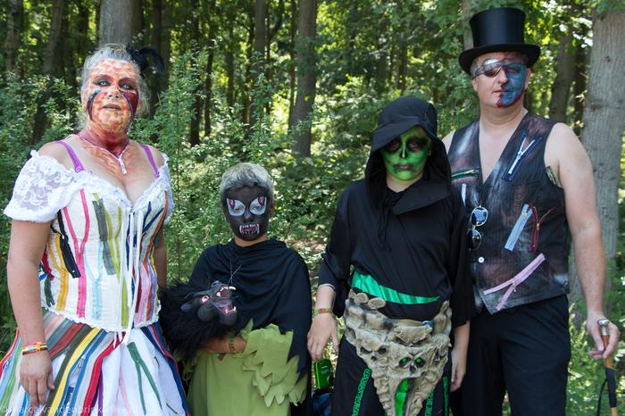 Castlefest 2013 - Marcel - Horrorgezin