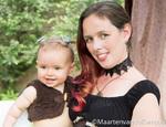 Castlefest 2013 - Moeder en Steampunkbaby