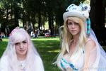 Castlefest 2013 - Twee Anime Dames