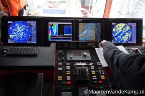 Controlepaneel Cutter Artemis