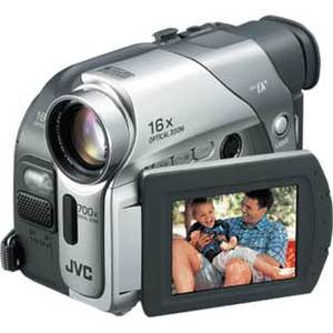 JVC DVC GR-D23E