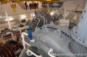 Machinekamer Artemis - Andere zijde