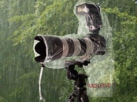 Optech Rain Sleeve Flash
