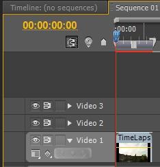 Video Tijdlijn