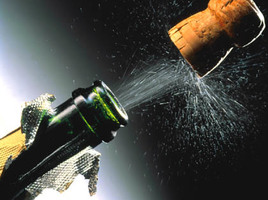 Popping-Champagne-cork