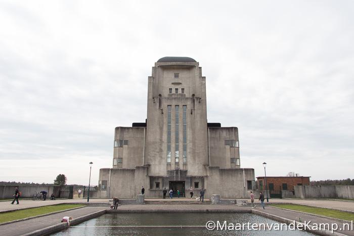 Radio Kootwijk - Vooraanzicht