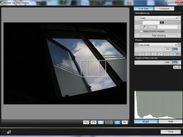 Remote Live View Window