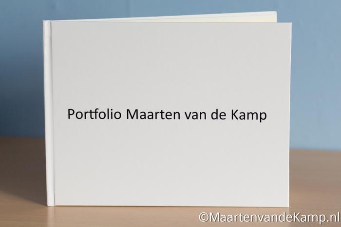 Fotoalbum - Buitenkant - Voorkant