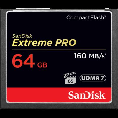 SanDisk CompactFlash card