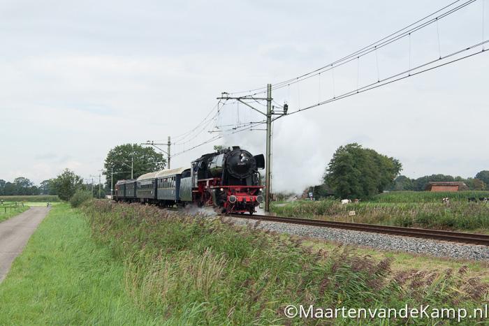 Stoomtrein Oud-Lunterse Dag 2011