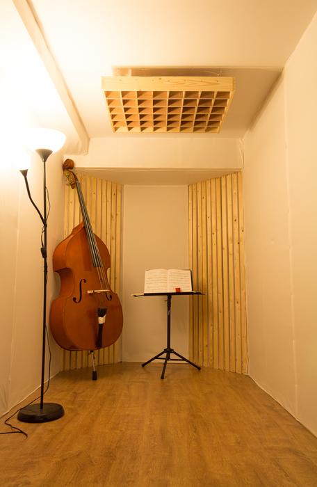Studio Frankrijk - Repetitieruimte