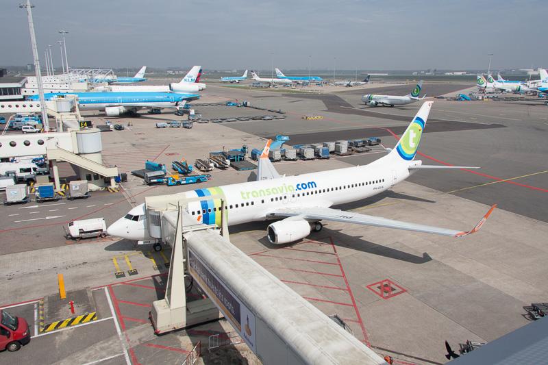 Transavia.com PH-GUA Schiphol