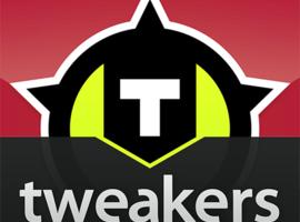 Het logo van Tweakers.net uit 2014