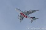 Opgestegen Airbus A380-800